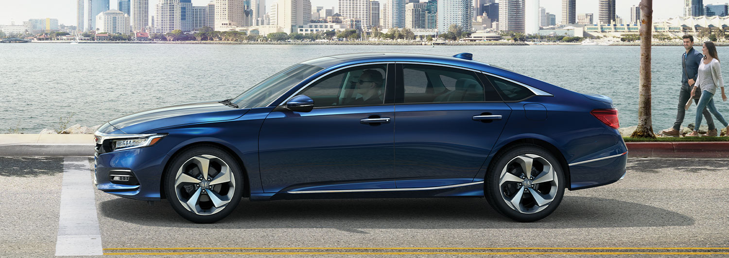 4 Reasons to Choose the 2019 Honda Accord