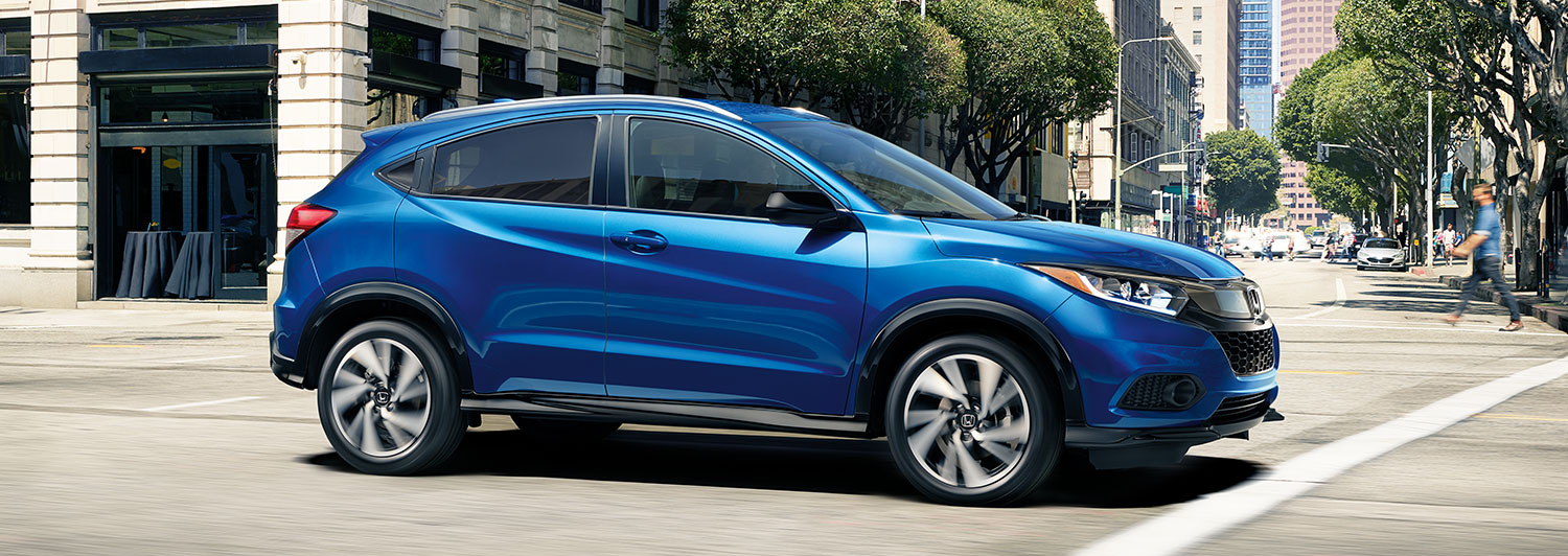 Everything you need to know about the 2019 Honda HR-V