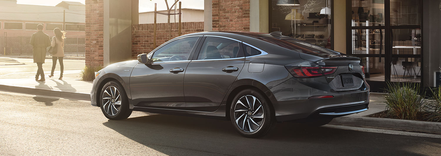 The 2019 Honda Insight: Trim Levels, Mileage & Features