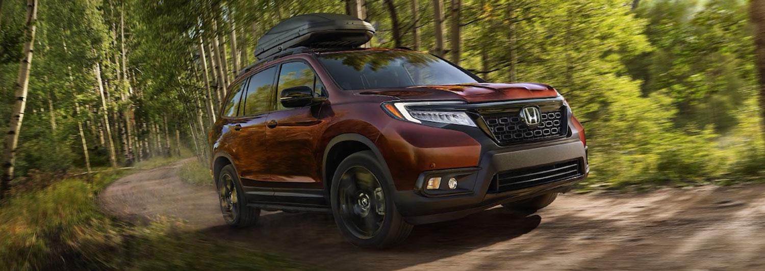 New Features in the 2019 Honda Passport