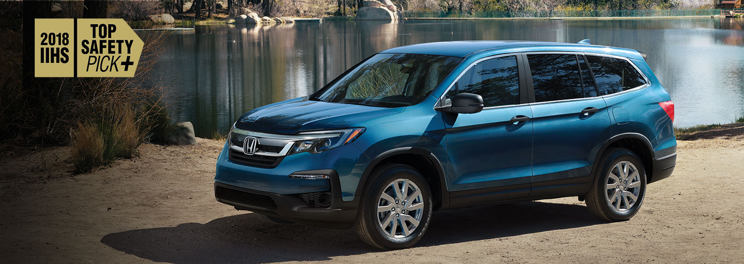 One more reason to choose the 2019 Honda Pilot