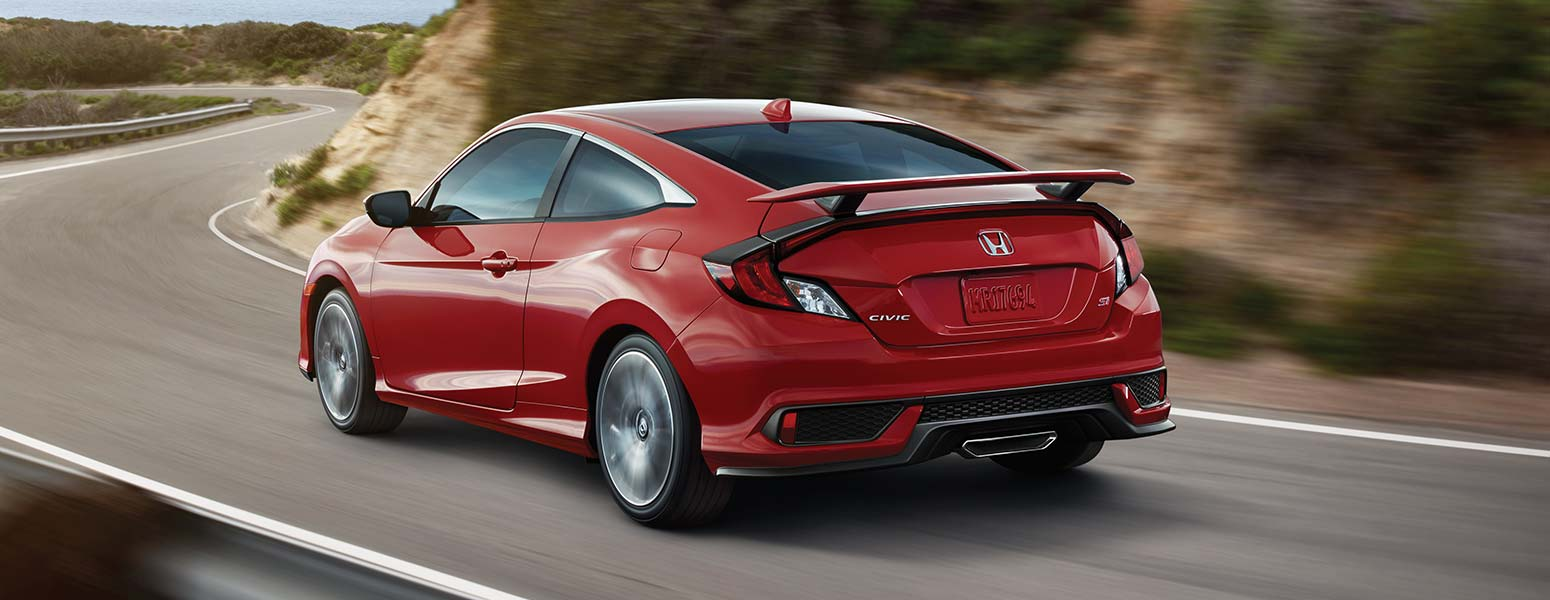 Faster, Fiercer, and More Fun: The 2017 Honda Civic Si