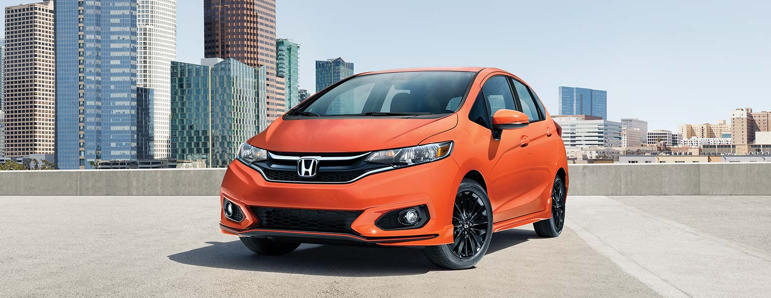 What's new with the 2018 Honda Fit?