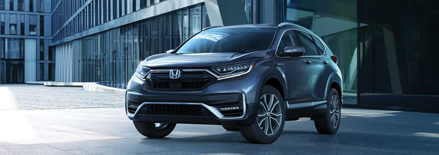 There's a new hybrid in town: The 2020 Honda CR-V Hybrid