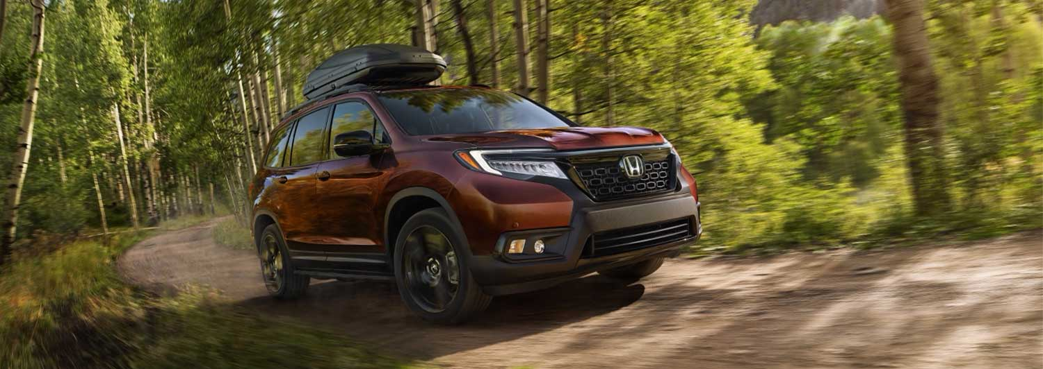 New 2020 Honda Passport Review