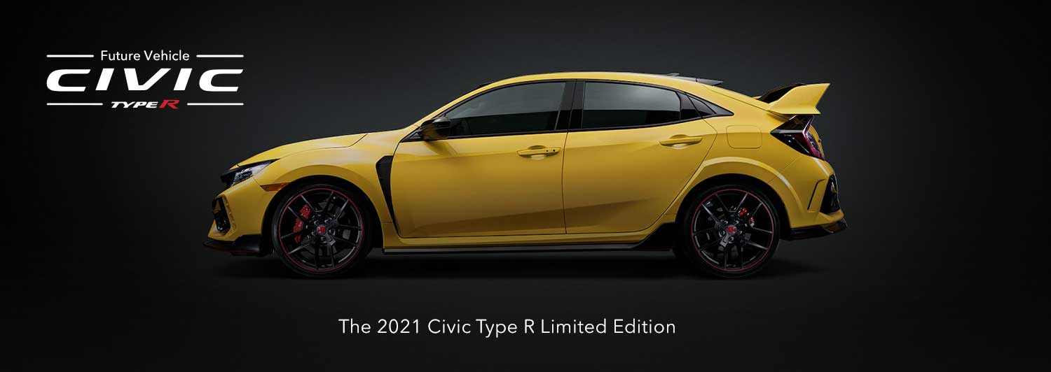 2021 Honda Civic Type R Limited Edition Hits the States