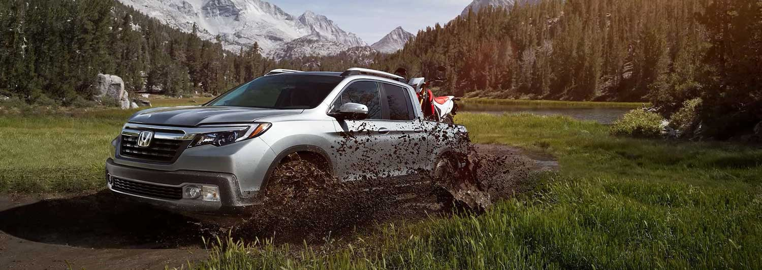 New Features in the 2020 Honda Ridgeline