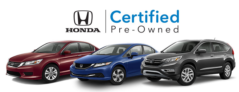 Certified pre owned dublin honda for Honda used certified
