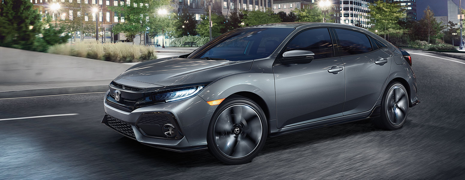 "The All New 2017 Honda Civic Hatchback: ""The Hatch is Back!"""