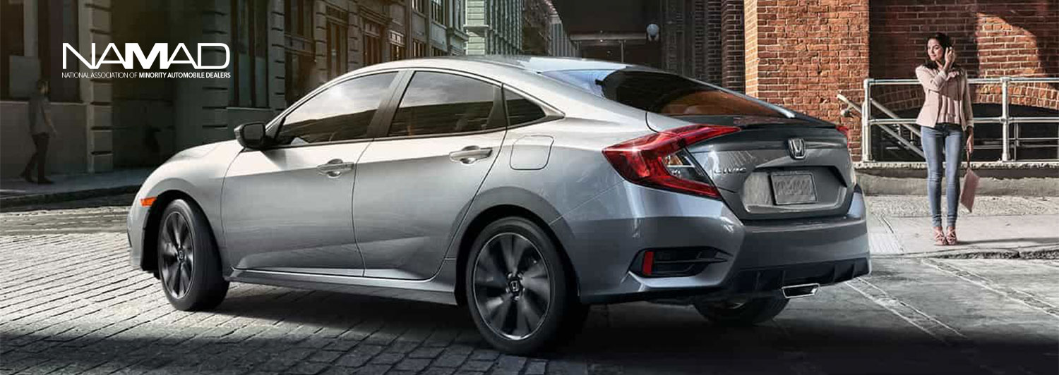 Honda Civic Named Top Overall Ethnic Vehicle for 2018