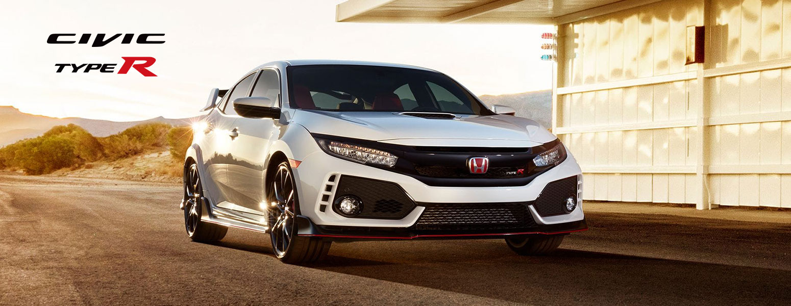 In late spring, the all-new Honda Civic Type R will go on sale and boy are  we excited. This six-speed manual transmission—manual only, no automatics  for the ...