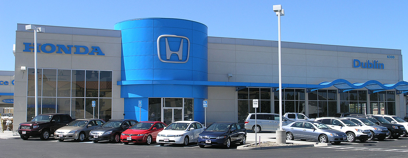 Based On Top Performing Sales In 2016 Dublin Honda Is The 1 Certified Pre Owned Dealer Northern California Per American Motor Company