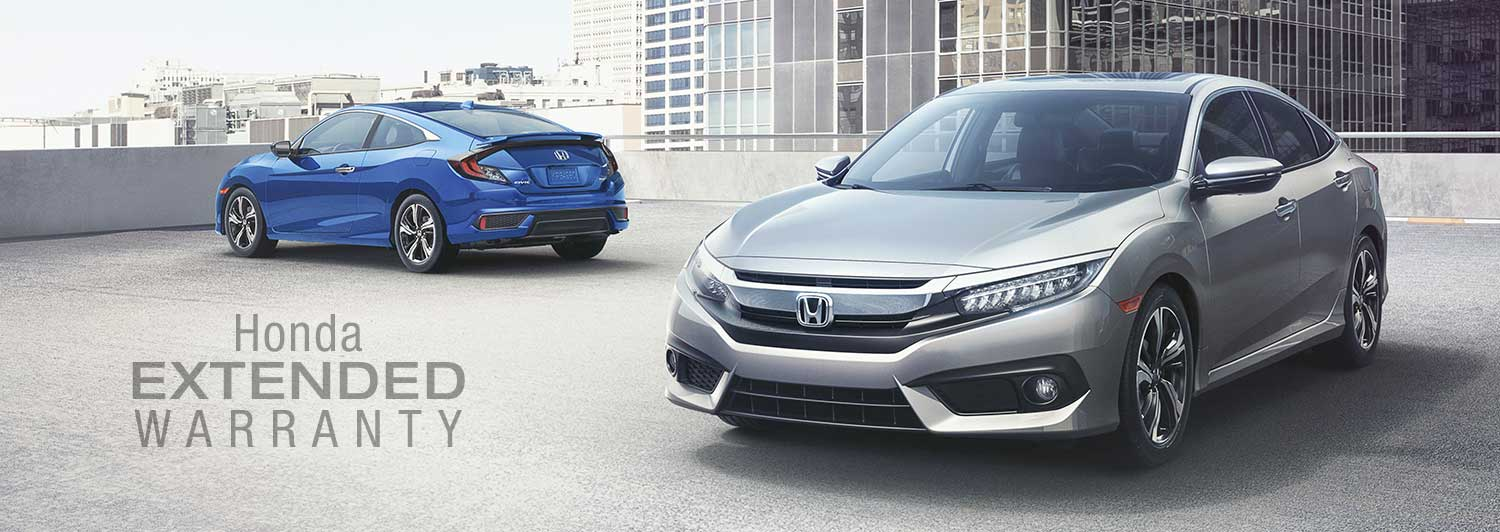 The Benefits of Honda's Extended Warranty