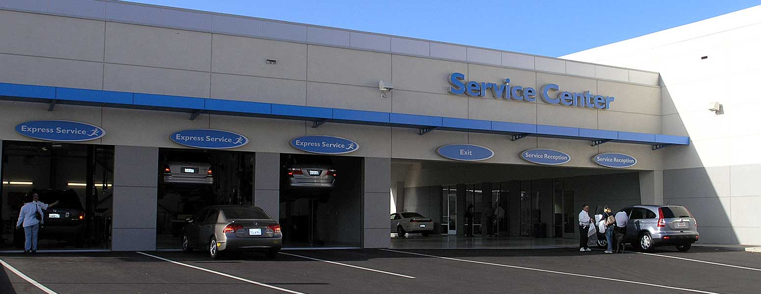 Get Your Car Serviced Fast