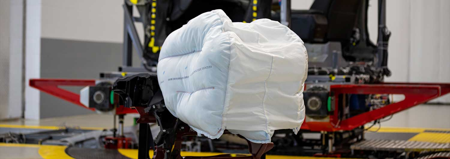 Honda's New Front Airbag Design