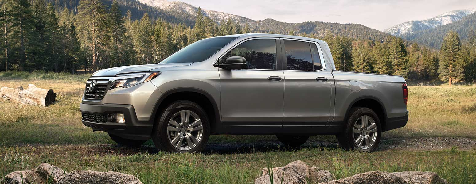 The 2017 Honda Ridgeline: Way More Than A Truck