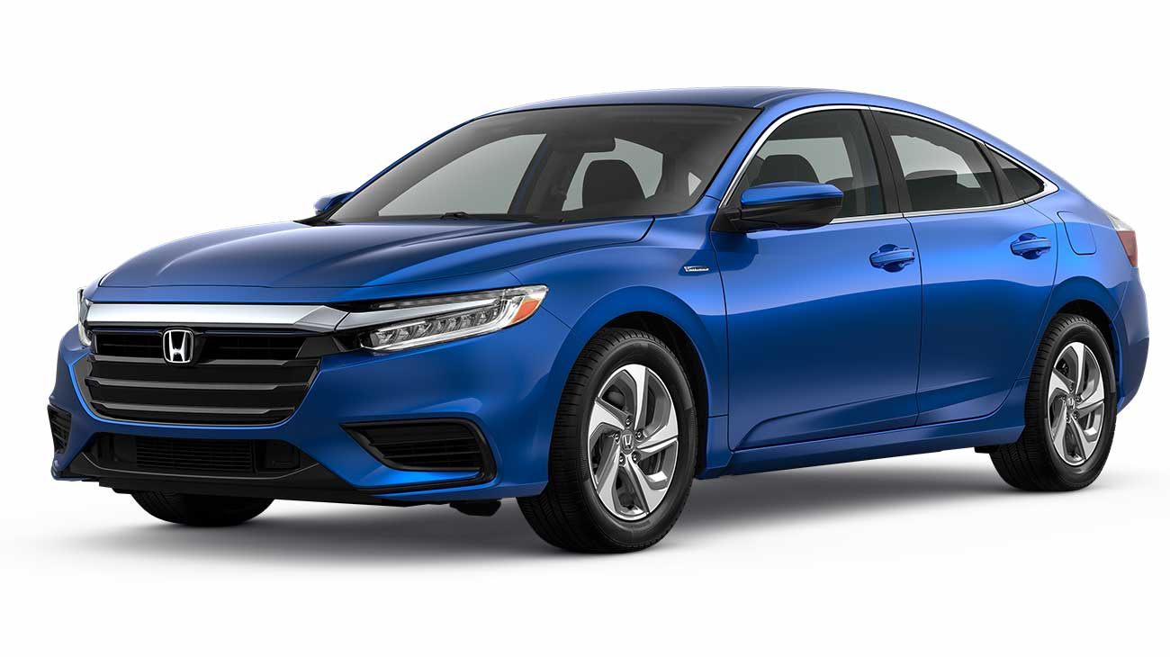 Hondas For Sale By Owner >> New 2019-2020 Honda Insight For Sale - Dublin Honda