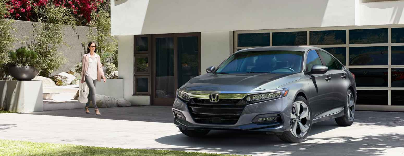 What's new with the 2018 Honda Accord?
