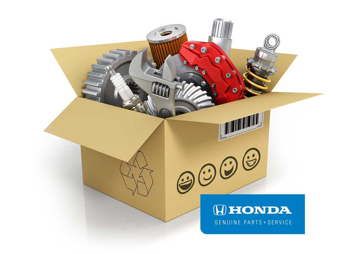 Honda Roadside Assistance >> Genuine Honda Parts - Dublin Honda